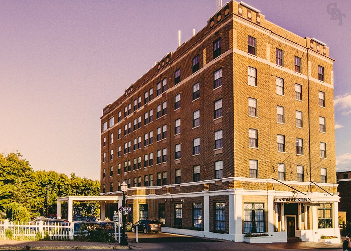 The Landmark Inn in Marquette