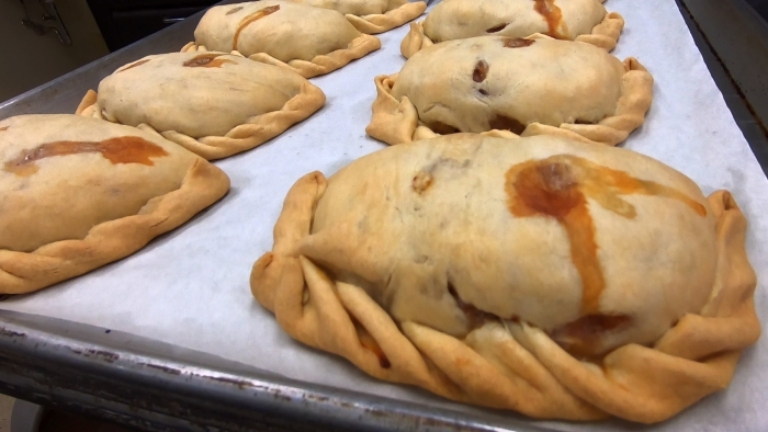 Pasties from Dobbers Pasties in Escanaba